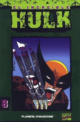 Coleccionable El Increíble Hulk #8