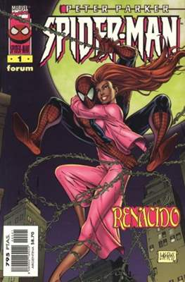 Spiderman Vol. 4 Peter Parker Spiderman ( 1997-1999) (Rústica 96-128 pp) #1