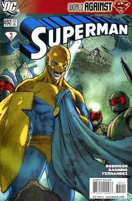 Superman Vol. 1 / Adventures of Superman Vol. 1 (1939-2011) (Comic Book) #692