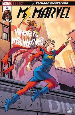 Ms. Marvel (Vol. 4 2015-...) (Comic book) #28