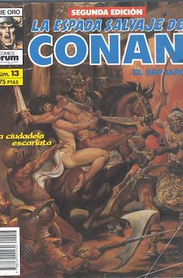 La Espada Salvaje de Conan Vol. 1. 2ª edición (Grapa. 64 páginas) #13