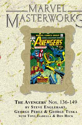 Marvel Masterworks (Hardcover) #217