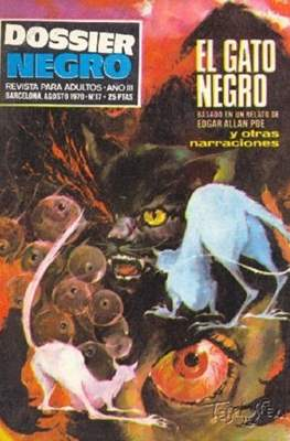 Dossier Negro (Rústica y grapa [1968 - 1988]) #17
