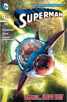 Superman: Nuevo Universo DC #4