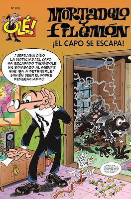 Mortadelo y Filemón. OLÉ! (1993 - ) (Rústica, portadas en relieve) #205