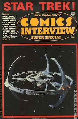 Comics Interview Super Special: Star Trek!