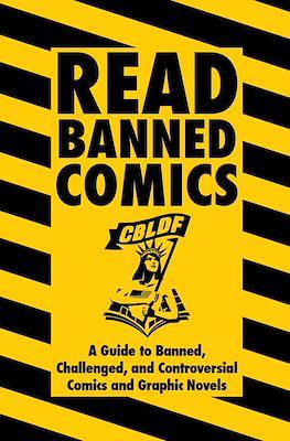 CBLDF Read Banned Comics