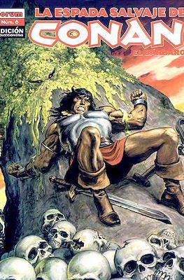 La Espada Salvaje de Conan el Bárbaro. Edición coleccionistas (Rústica. 64 páginas. B/N. (2005-2008).) #6