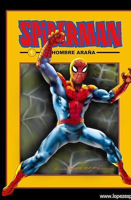 Portadas Vértice de Spiderman (Cartoné) #1