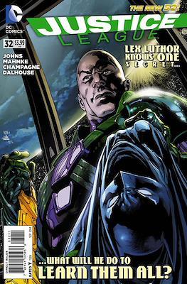 Justice League Vol. 2 (2011-2016) (Comic-Book) #32