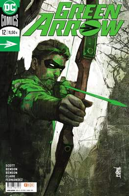 Green Arrow. Renacimiento (Rústica) #12