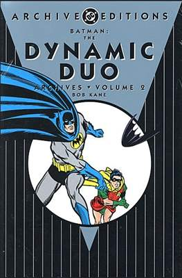 DC Archive Editions. Batman: The Dynamic Duo (Hardcover) #2