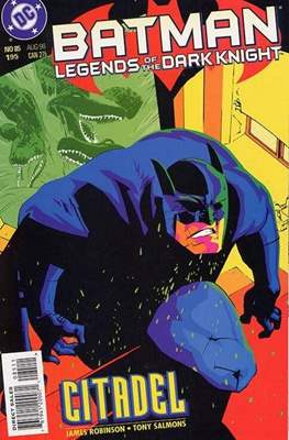 Batman: Legends of the Dark Knight Vol. 1 (1989-2007) (Comic Book) #85