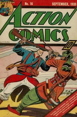 Action Comics Vol. 1 (1938-2011; 2016-) (Comic Book) #16