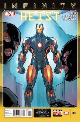 Infinity: Heist Vol 1 (Comic Book) #1