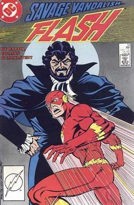 The Flash Vol. 2 (1987-2006) (Comic Book) #13
