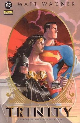Trinity: Batman / Superman / Wonder Woman