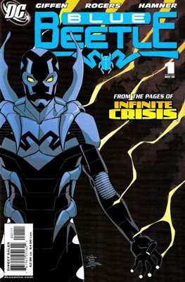 Blue Beetle Vol. 8 #1