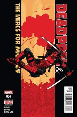 Deadpool & the Mercs for Money (2016) (Comic Book) #4