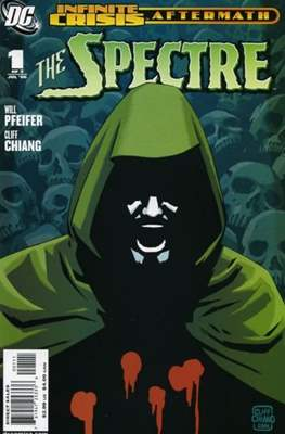 Crisis Aftermath: The Spectre Vol 1 (Grapa) #1