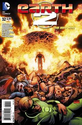 Earth 2 (2012-2015) (Grapa) #32