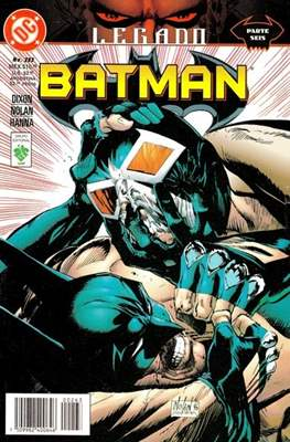 Batman Vol. 1 (Grapa. 1987-2002) #263