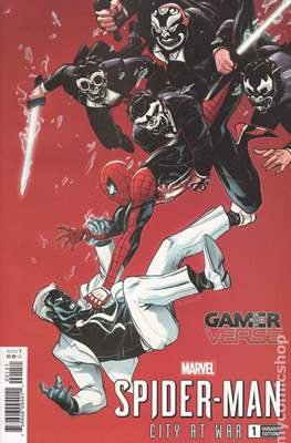 Spider-Man: City At War (Variant Cover) #1.1