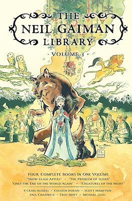 The Neil Gaiman Library #3