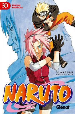Naruto (Rústica con sobrecubierta) #30