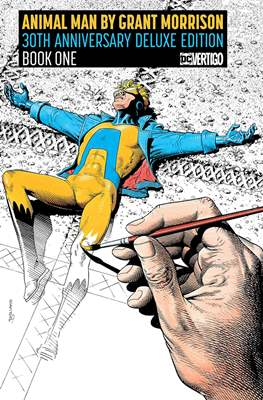 Animal Man by Grant Morrison 30th Anniversary Deluxe Edition