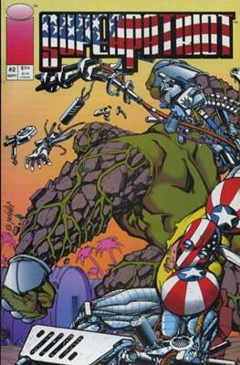 Superpatriot (Comic Book) #2