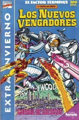 Los Nuevos Vengadores vol. 1 Especiales (1987-1994) (Grapa. 19x27. 64 páginas. Color.) #4