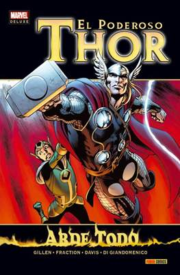 Thor. Marvel Deluxe (Cartoné) #8