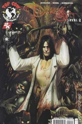 The Darkness: Level (2006-2007) (Comic Book) #2