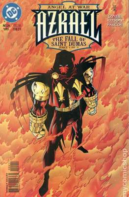 Azrael: Agent of the Bat (1995-2003) (Grapa) #24