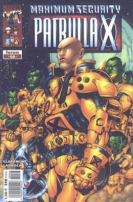 Patrulla-X Vol. 2 (1996-2005) (Grapa) #66