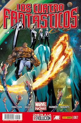 Los 4 Fantásticos / Los Cuatro Fantásticos Vol. 7 (2008-) #67