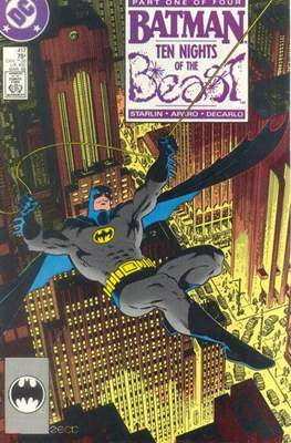 Batman Vol. 1 (1940-2011) (Comic Book) #417
