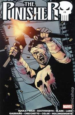 The Punisher by Greg Rucka Vol. 8 #2
