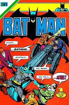 Batman (Grapa) #881
