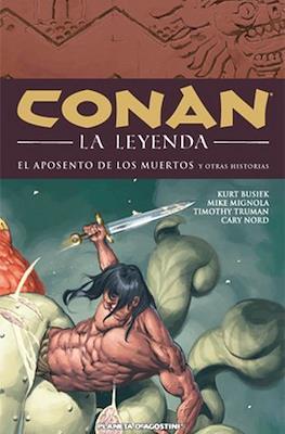 Conan. La Leyenda #4