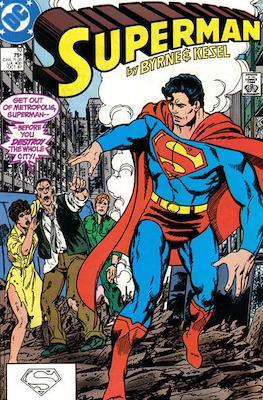 Superman Vol. 2 (1987-2006) #10