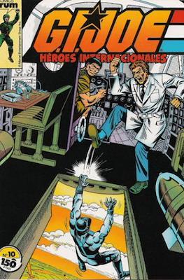 Comando G.I.Joe (Grapa. 19x27. 32 páginas. Color.) #10