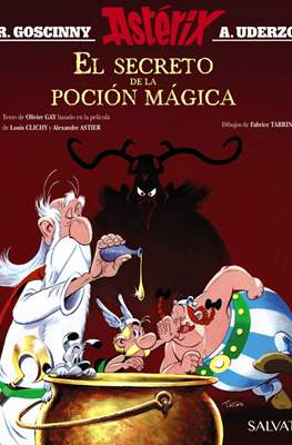 Asterix. El secreto de la poción mágica