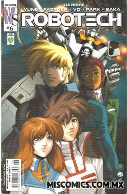 Robotech (Grapa) #6