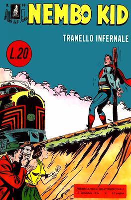 Albi del Falco: Nembo Kid / Superman Nembo Kid / Superman #10