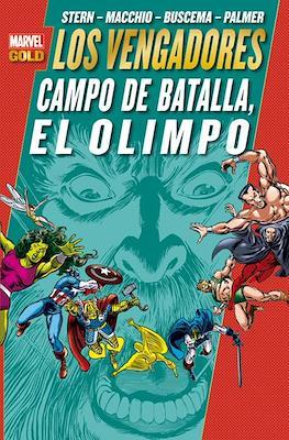 Los Vengadores. Marvel Gold (Rústica con solapas) #24