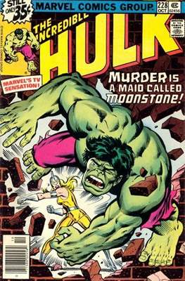 The Incredible Hulk Vol. 1 (1962-1999) (Comic Book) #228