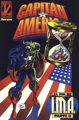Capitán América: El fin de I.M.A (Rústica 128 pp) #2
