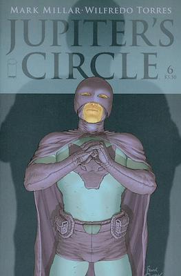 Jupiter's Circle (comic-book) #6